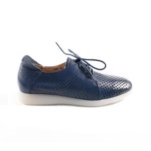 Pantofi dama Pass 9698 Albastri
