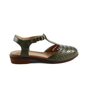 Sandale dama Formazione 888-6 Verzi