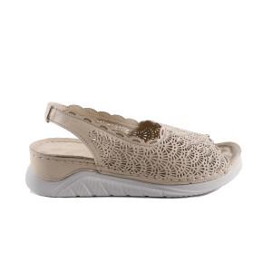 Sandale dama MYM 500402 Bej