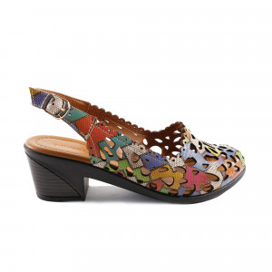Sandale dama MYM 500562 Multicolor