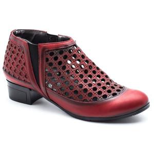Pantofi dama Evida Rosu