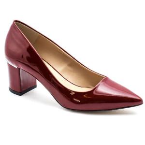 Pantofi dama Adonis Bordeaux