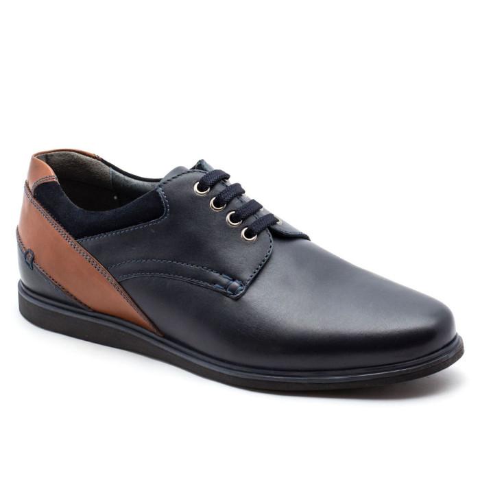 Pantofi barbati Anna Cori Albastri