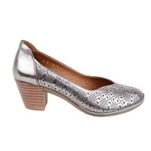 Pantofi dama Dogati 101-74 Argintiu