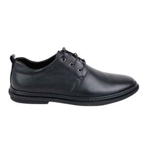 Pantofi barbati Mele 6805 Negru