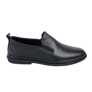 Pantofi barbati Mele 60803 Negru