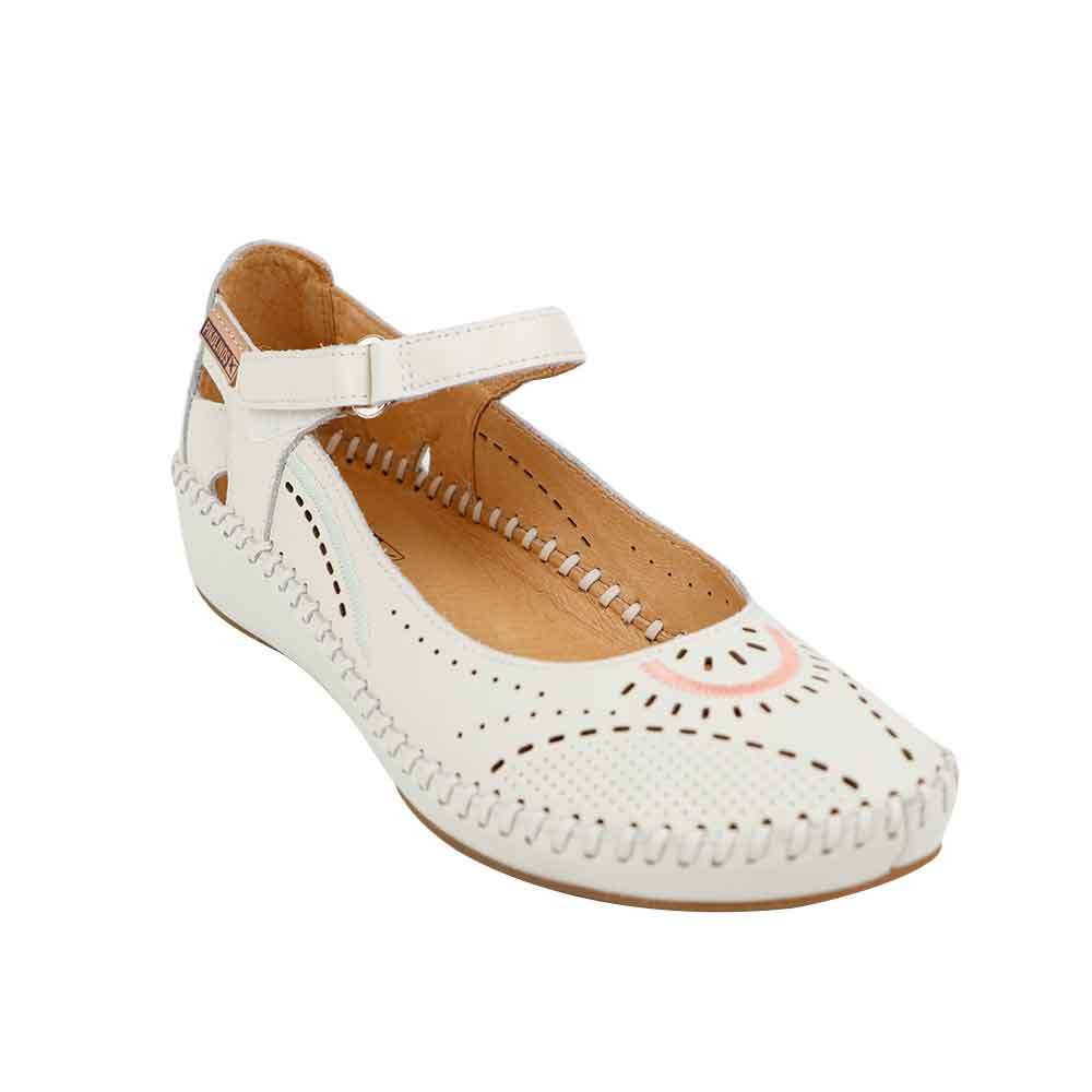 Pantofi dama Pikolinos 655-0887 Crem