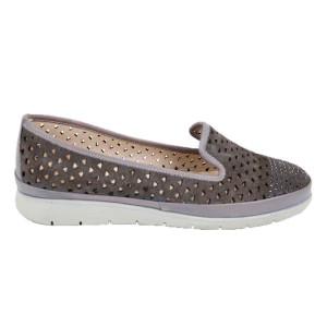 Pantofi dama Evida 2681 Gri