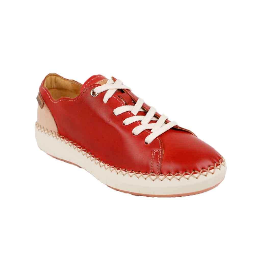 Pantofi dama Pikolinos 6836 Rosu
