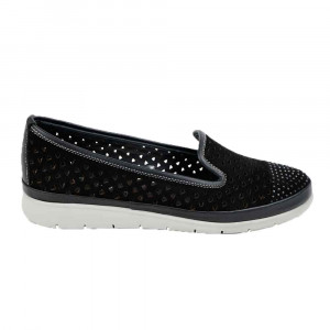 Pantofi dama Evida 2681 Negru