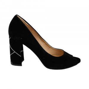 Pantofi dama Kordel PAULA15 negru
