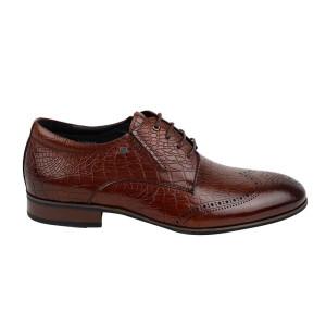 Pantofi barbati Caribu 335612 maro