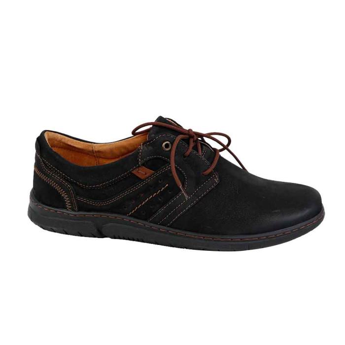 Pantofi barbati Riko 870 Negru