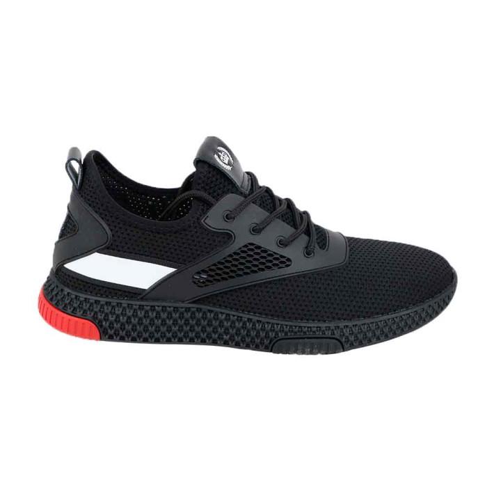 Pantofi barbati sport Franco Gerardo P858 Negru