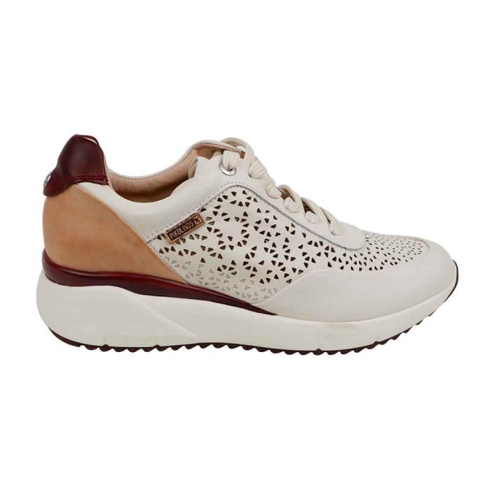 Pantofi dama Pikolinos 6869C1 Crem