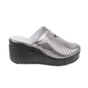 Papuci dama Dogati 997-1-187 Argintiu