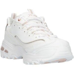 Pantofi sport dama Skechers 13145 Alb