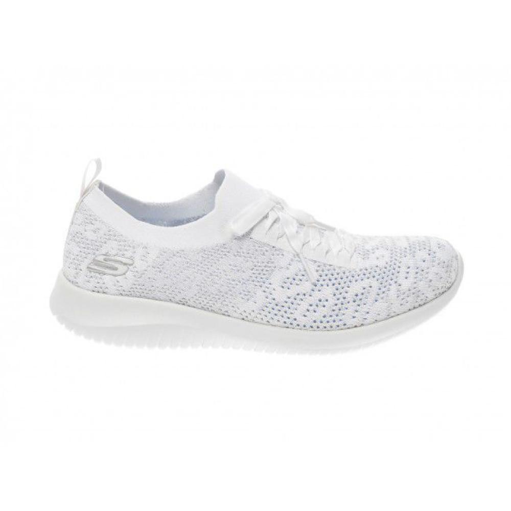 Pantofi sport dama Skechers 149033 Alb