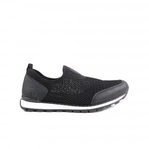 Pantofi barbati RIEKER 18771-00 Negru