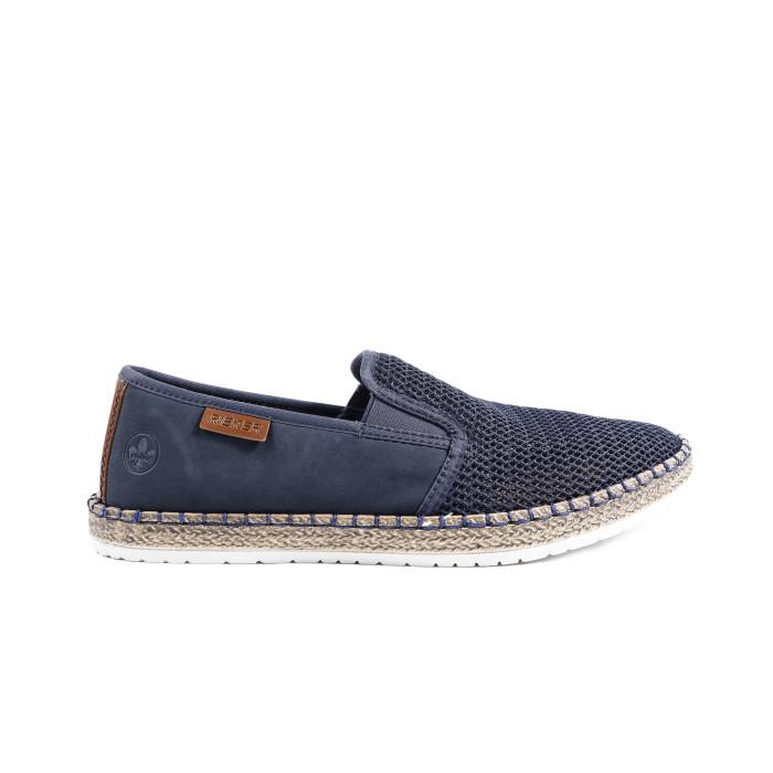 Pantofi barbati RIEKER B5265-14 Albastru