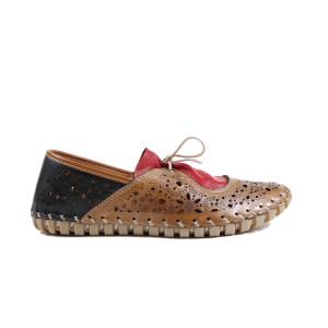 Pantofi dama DONNA STYLE 2024R02 Maro