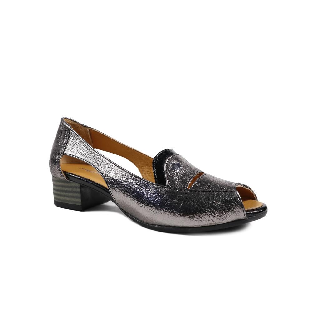 Pantofi dama DONNA STYLE 7205R5584 Argintiu