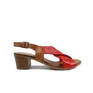 Sandale dama DONNA STYLE 0195 Rosu