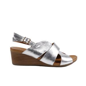 Sandale dama DONNA STYLE 0566 Argintiu