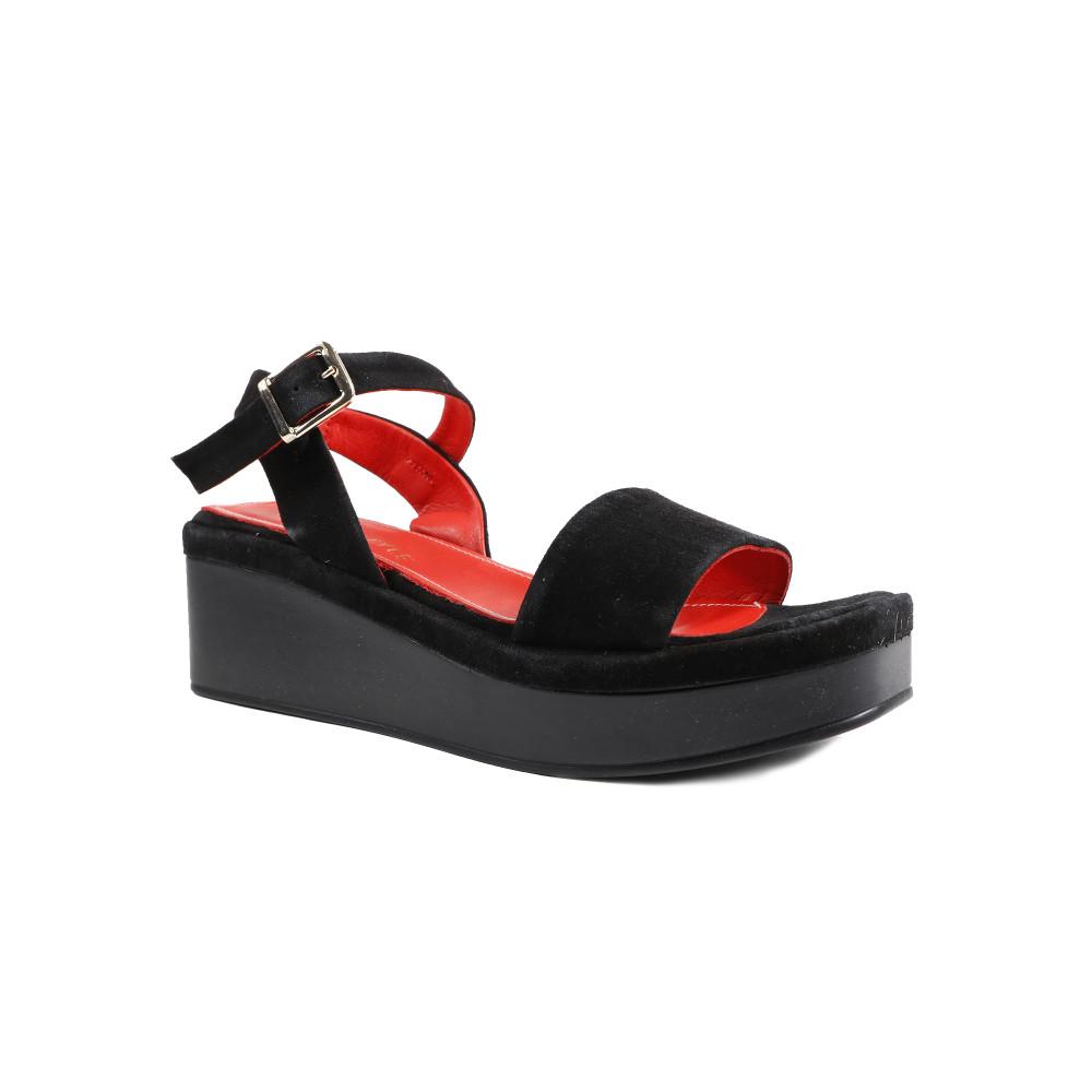 Sandale dama DONNA STYLE 0681 Negru