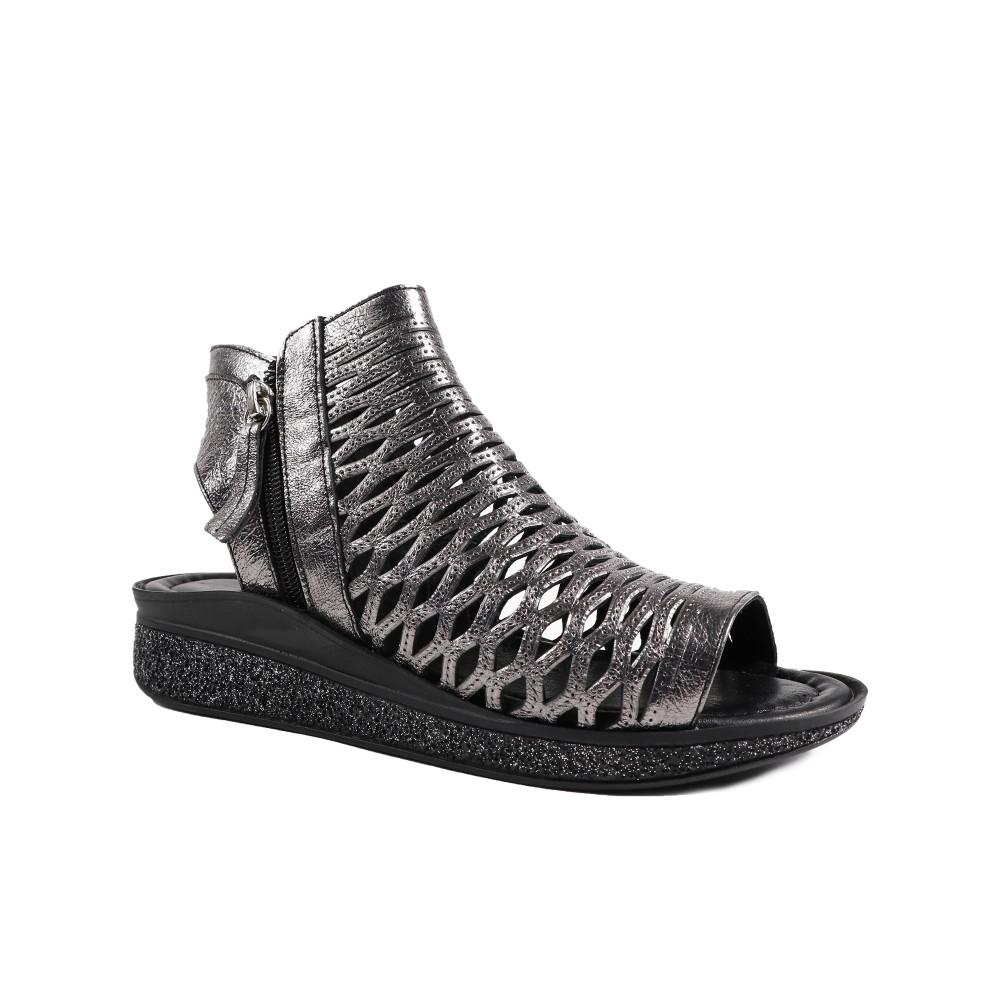 Sandale dama DONNA STYLE 7352R552 Argintiu