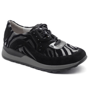 Pantofi sport dama Waldlaufer Negri