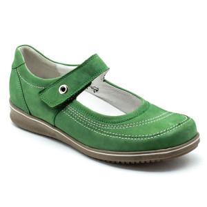 Pantofi dama Waldlaufer Verde