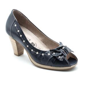 Pantofi dama Softwaves Bleumarin