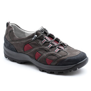 Pantofi sport dama Waldlaufer Gri
