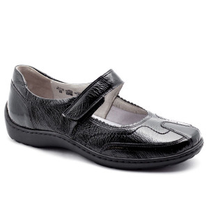 Pantofi dama Waldlaufer Negru