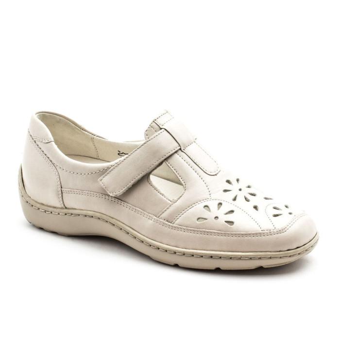 Pantofi dama Waldlaufer Bej