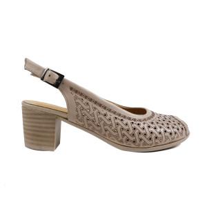 Sandale dama DERIZEN 1068 Bej