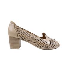 Pantofi dama DERIZEN 1071B Bej