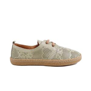 Pantofi dama LA PINTA 0618-4078 Kaki