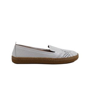Pantofi dama LA PINTA 0618-4080 Alb