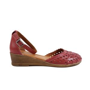 Pantofi dama LA PINTA 10-2444B Bordo