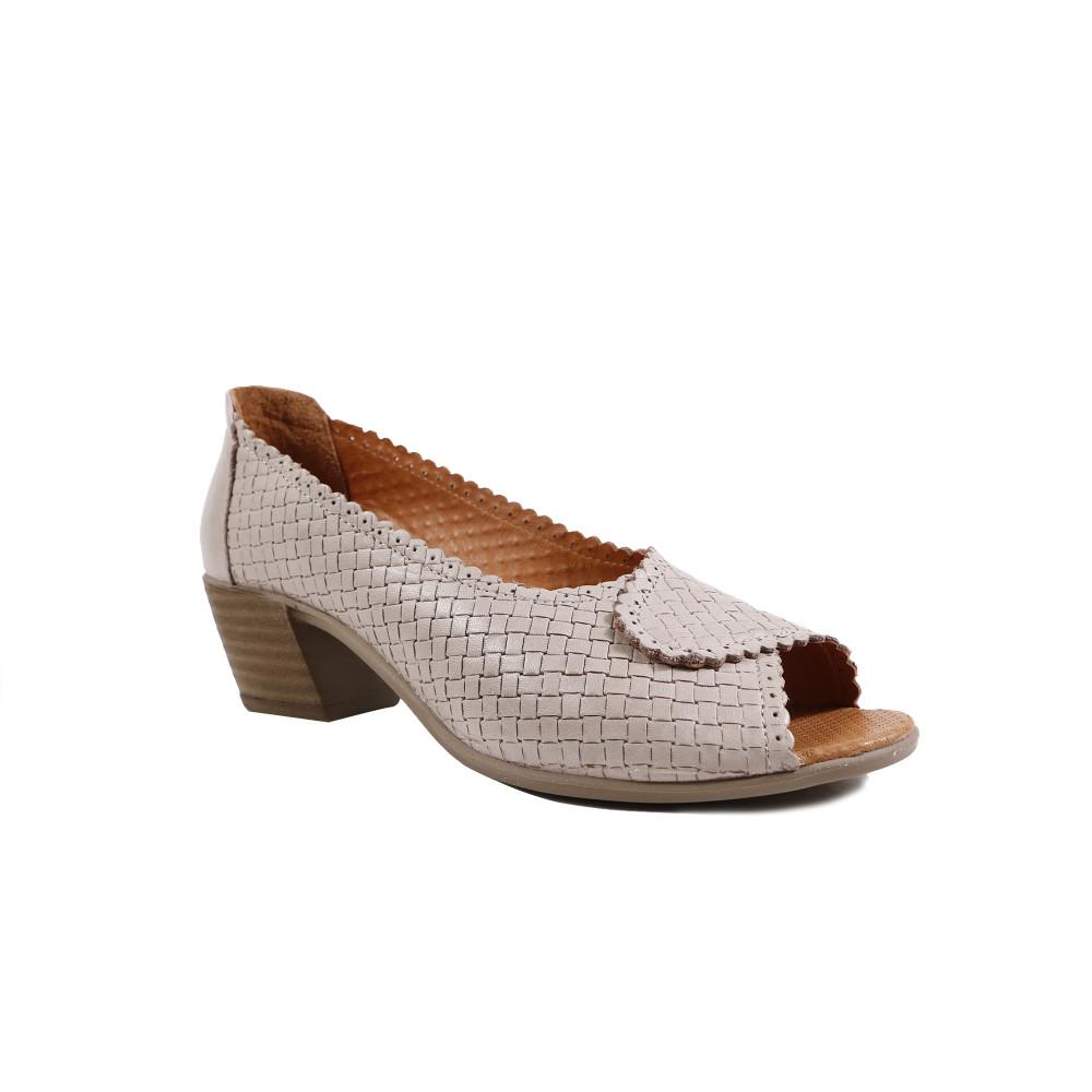 Pantofi dama LA PINTA 1907 Bej