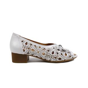 Pantofi dama LA PINTA 7202-617 Alb