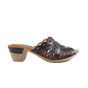 Papuci dama LA PINTA 0618-5204N Negru