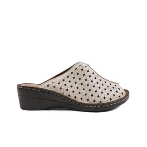 Papuci dama LA PINTA 0747-44561 Bej