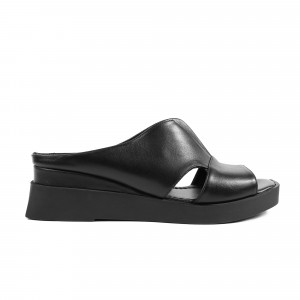 Papuci dama LA PINTA 117-20573 Negru