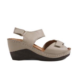 Sandale dama KELIK 1029B Bej