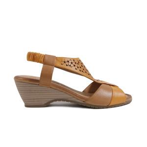 Sandale dama LA PINTA 0095-725 Portocaliu