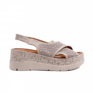 Sandale dama LA PINTA 0378-20820 Bej