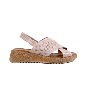 Sandale dama LA PINTA 0378-4491 Pudra